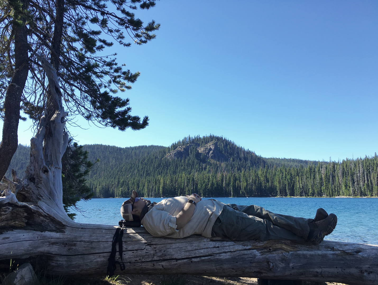 Central Oregon – Explorations from Big Pines RV Park